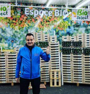 Banagrumes lanza su propia marca 'bio' para frutas y hortalizas
