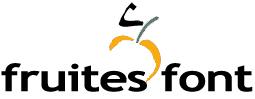 Fruites font