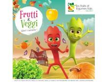 Frutti et Veggi fêtent l'hiver