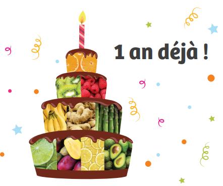 Bio'Select fête son premier anniversaire !
