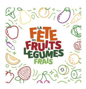 La fête des fruits et légumes revient pour la 16ème édition !