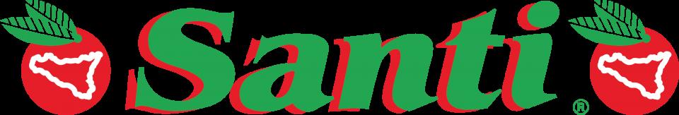 Logo santi en lettres