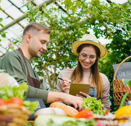 détaillants de fruits et légumes