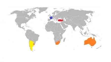 Carte monde v3